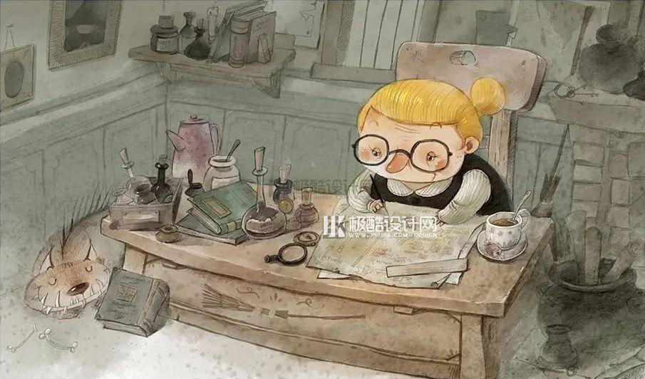 【绘画教程】小新儿童插画手绘教程