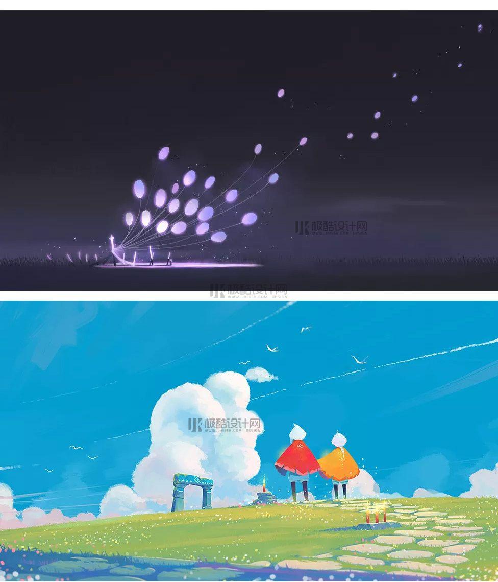 【插画色彩】2020插画中的色彩与光影视频教程-原价149元